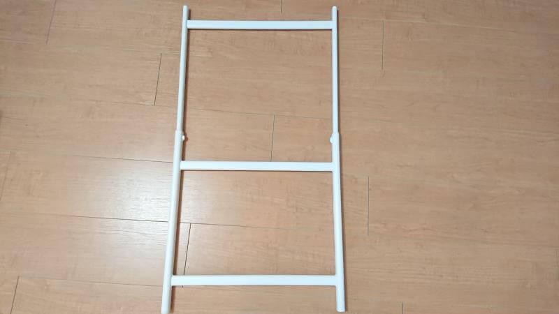 スンネルスタ 調整可能ラック 高さ55cm~85sm